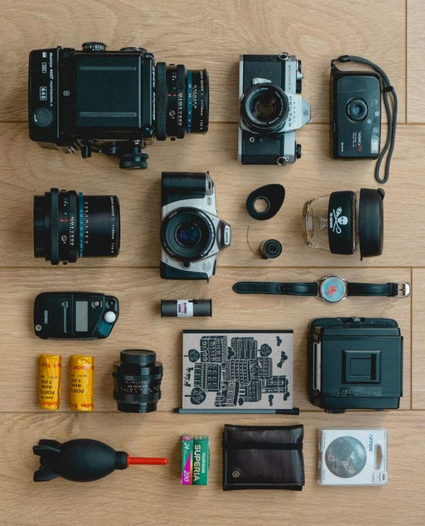 JapanCameraHunter – In Your Bag feature